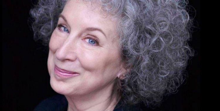 Author Margaret Atwood is here answering your questions today