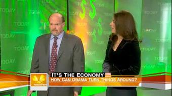 Jim Cramer Latest Jon Stewart Rebuttal: I Get Paid to Be Wrong