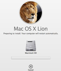 How to Upgrade to Lion