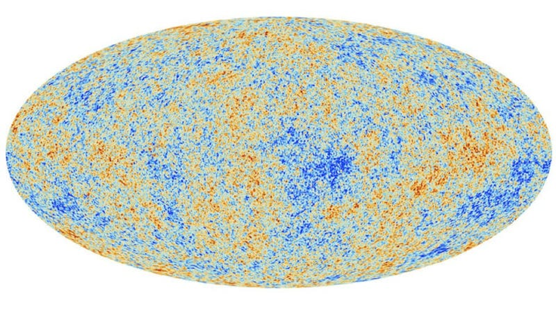 Listen to the first 760,000 years of the universe
