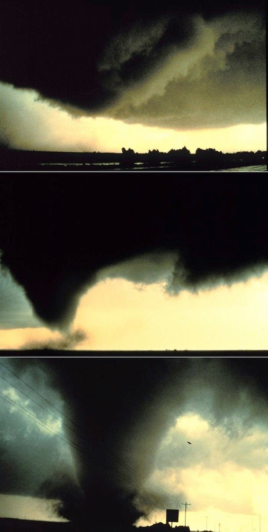 It's Tornado Season! Ask An Atmospheric Scientist All Your Questions