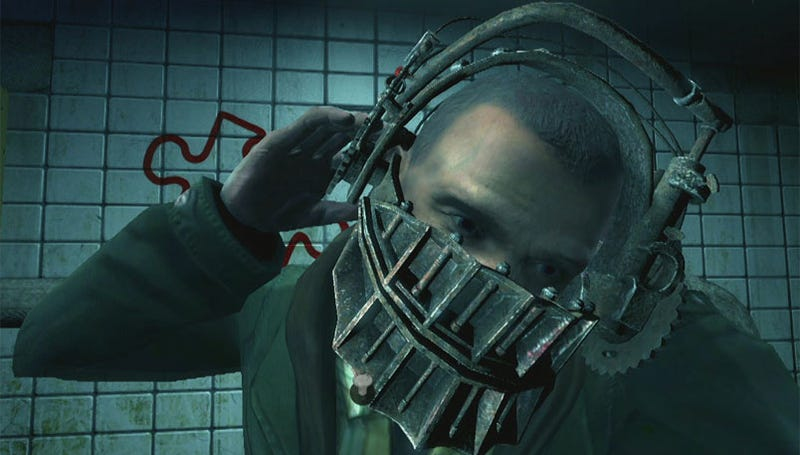 Konami Picks Up Saw, Releases First Screens