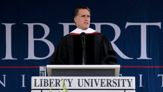 Romney Speaks Out Against Same-Sex Marriage as GOP Pollster Advises Republicans to Get With the Times
