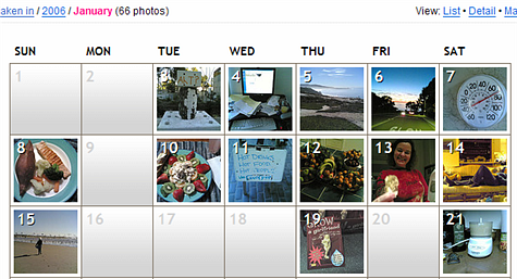 Review your year in Flickr photos