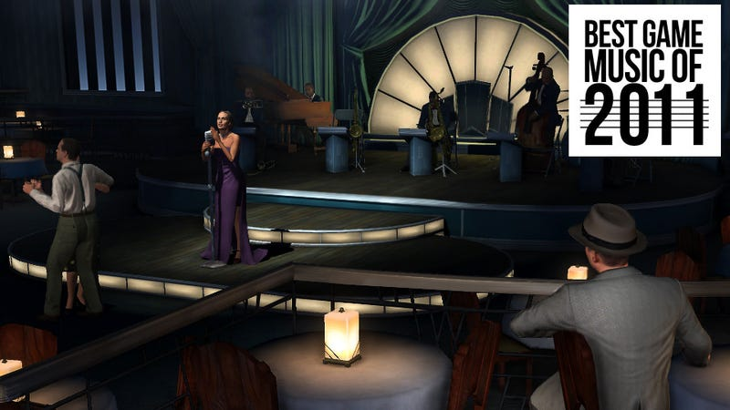 The Best Game Music of 2011: L.A. Noire