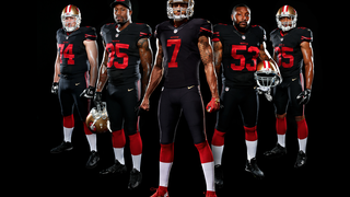 49ers Unveil Black Uniforms That Have No Reason To Exist