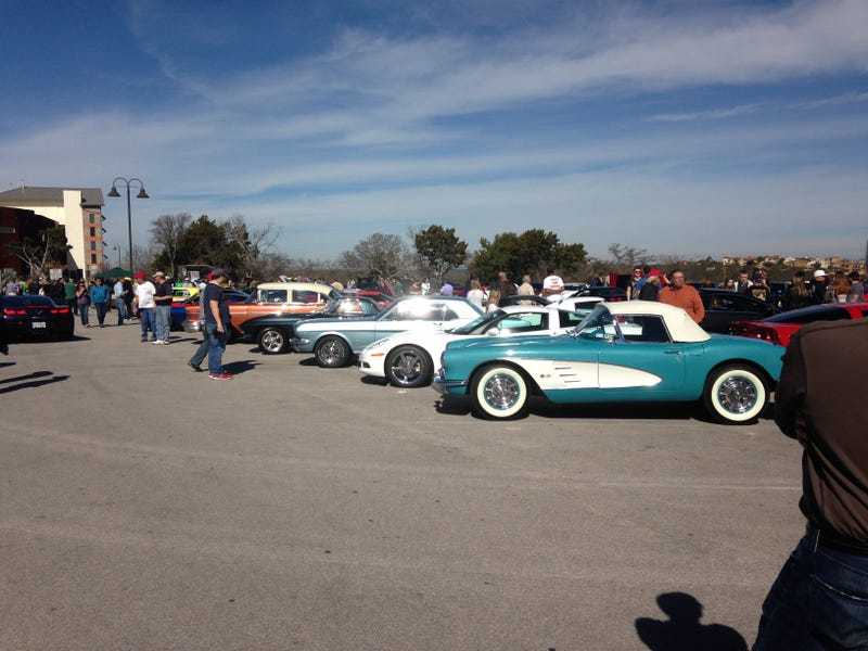 Austin Cars and Coffee!