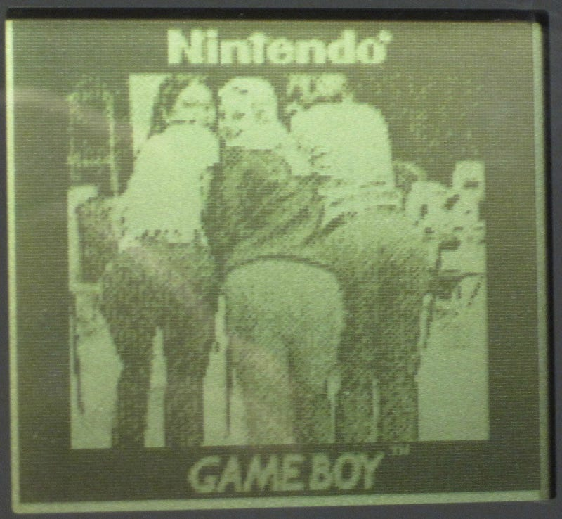 Man Finds Old Game Boy Camera, The Spirit of 1998 Trapped Within