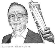 Rupert Murdoch: Predator Or Super-Predator?