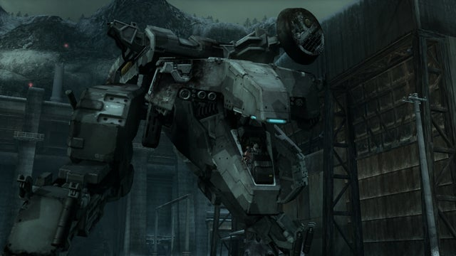 The Coolest Mecha In Japanese Video Games