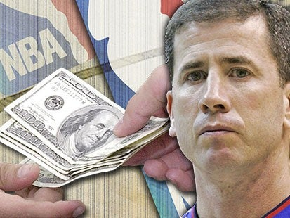 Tim Donaghy Gets 15 Months in Jail