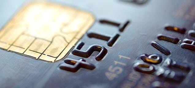 Tech Journalist Discovers Feds Had His Credit Card Number For 9 Years