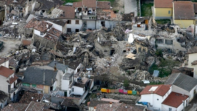 Six scientists convicted of manslaughter for failing to warn citizens about an earthquake