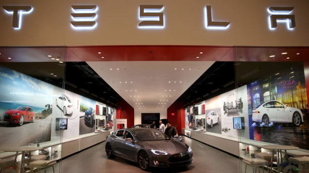 Elon Musk And Tesla Are Going To Fight The Entire State Of New Jersey