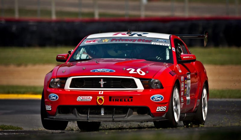 Boss Mustang Drivers Refuse To Race In Protest Of The SCCA This Weekend