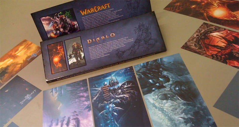Composing The Soundtrack To Blizzard's World