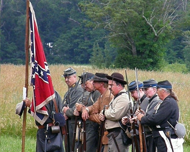 In The South's Alternate Universe, It's Time to Celebrate the Confederacy