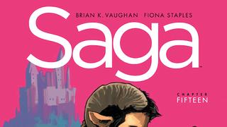 Saga #15, or Parasite