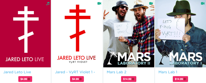 Jared Leto and His Haircut Are Now Venture Capitalists