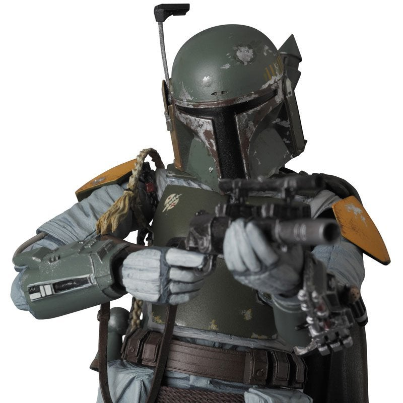 No, Maybe Thisis the Best Boba Fett Figure Ever Made