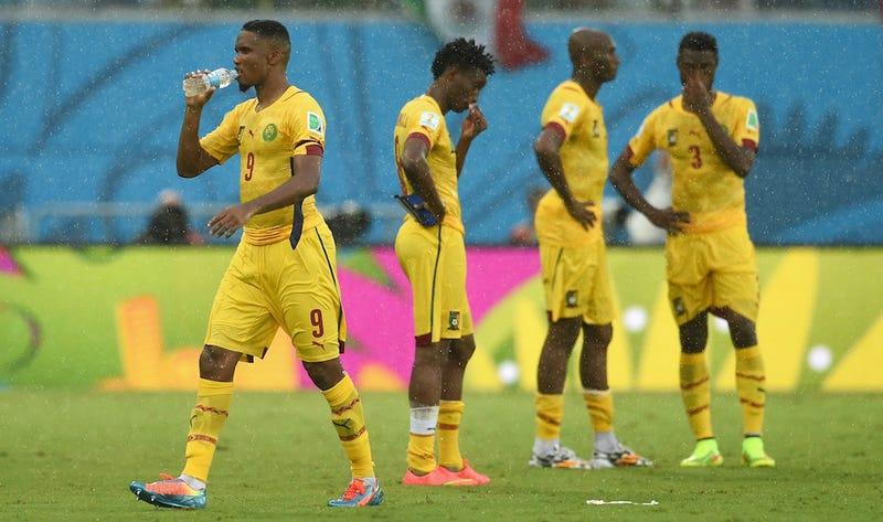 Cameroon Are A Mess, And Samuel Eto'o May Be Abandoning Ship