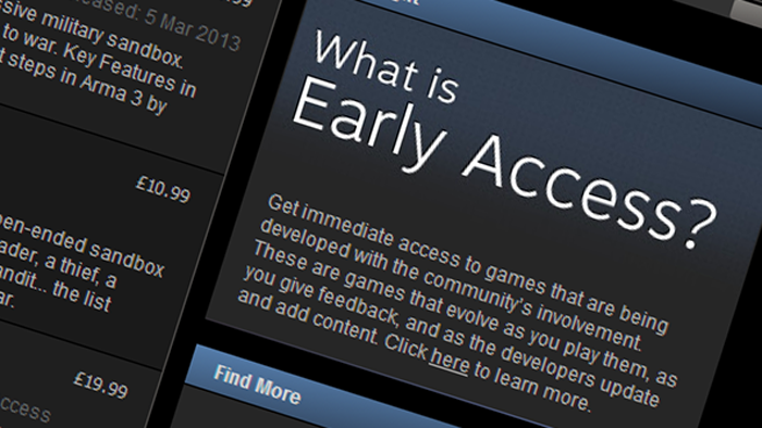 Early Access Games: Why They're Terrific And Terrible At The Same Time