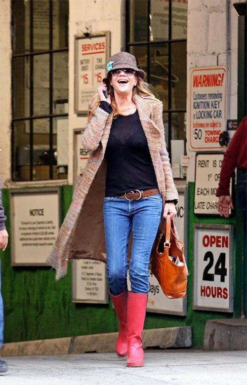 Kristen Johnston: Little Red Riding Boot