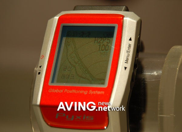 Pyxis GPS Watch is Designed for Athletes, Not Aesthetes