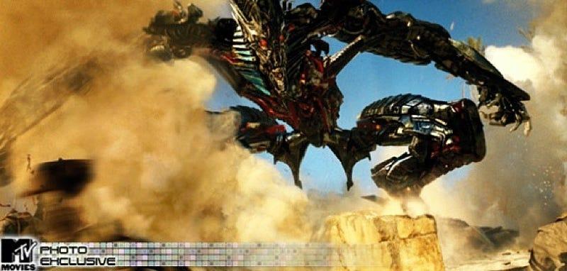 The Fallen, Of Transformers: Revenge of the Fallen Fame, Revealed In Full