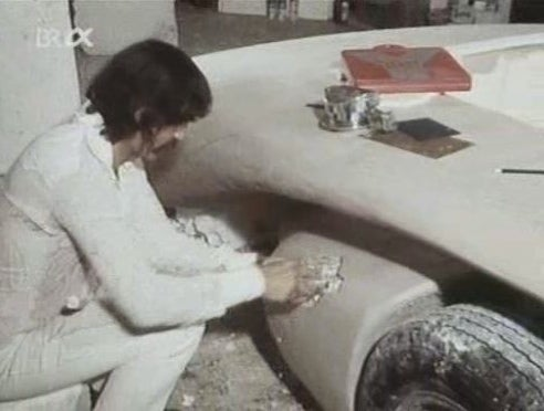 Luigi Colani Miura Le Mans prototype