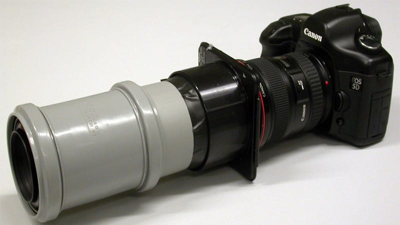 Turn Your Puny DSLR into a Hyperspectral Beast