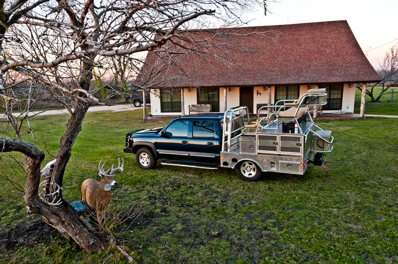 These Are The Insane Trucks Texans Use To Hunt Birds