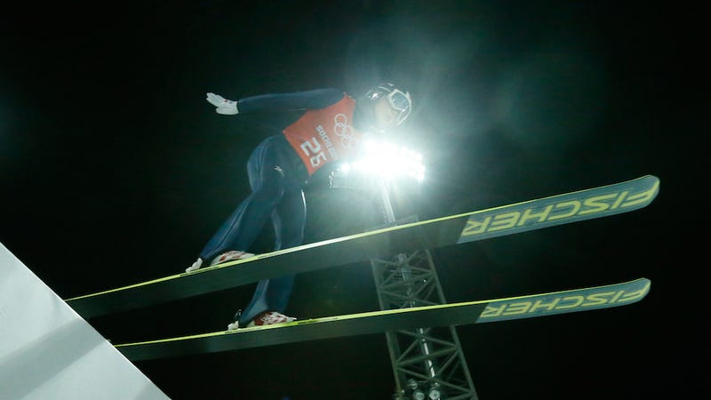 Women Get the Olympic Ski Jump, But Not Without Controversy