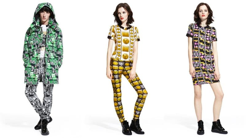 Feast Your Eyes Upon the Insane Donatella Versace/M.I.A Collaboration