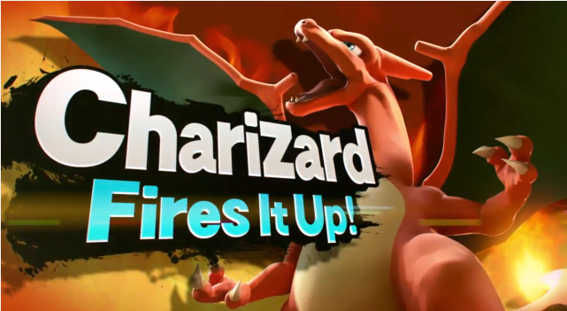 Super Smash Bros. Gets Another Newcomer: Charizard