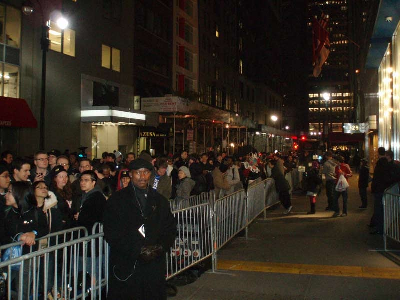 New York City Feels Lich King's Wrath
