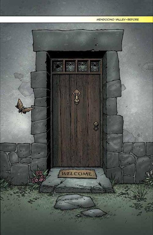 Locke & Key: Heart Shaped Box Preview