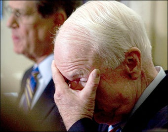 "McCain Goes for the ""Sad Grandpa"""