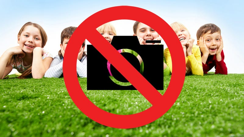 New Jersey May Ban Photographing Kids