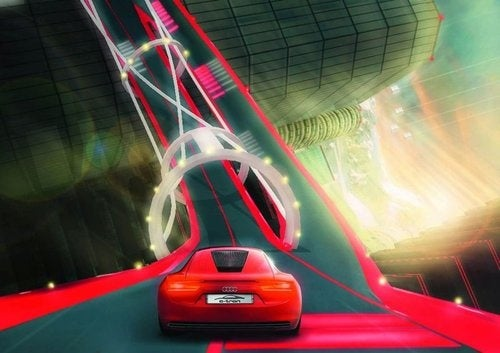 New PS3 Game To Include Audi e-Tron Concept