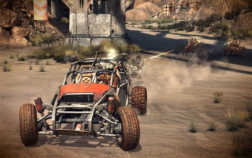 Rage's E3 Screens Bring Ol' Blighty To The Wastelands