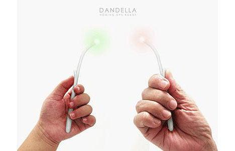 Dandella: Flower Power GPS
