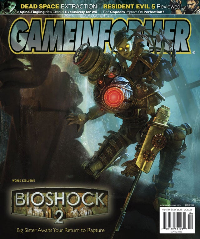 First Image of BioShock 2's Big Sister