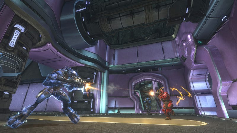 Halo: Combat Evolved Anniversary Mutiplayer Maps Look Real Pretty
