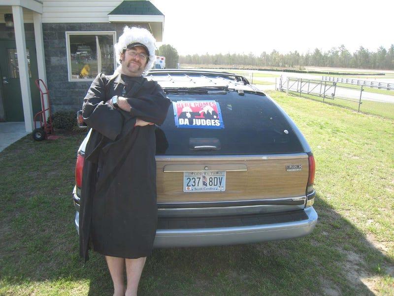 Here Comes Da Judges: Meet The Roadmaster Mobile LeMons Justice Unit!
