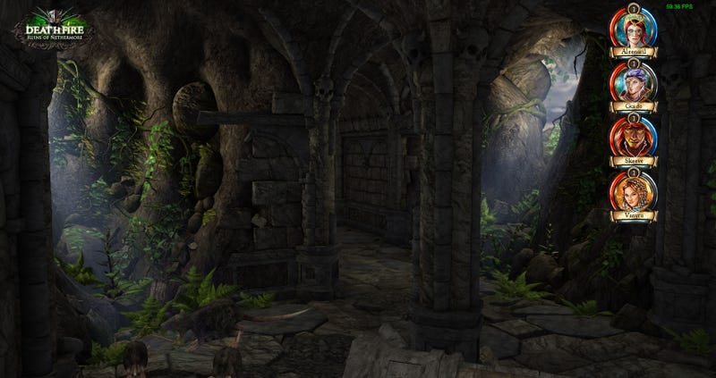 A Veteran Game Designer And His Old-School First-Person RPG