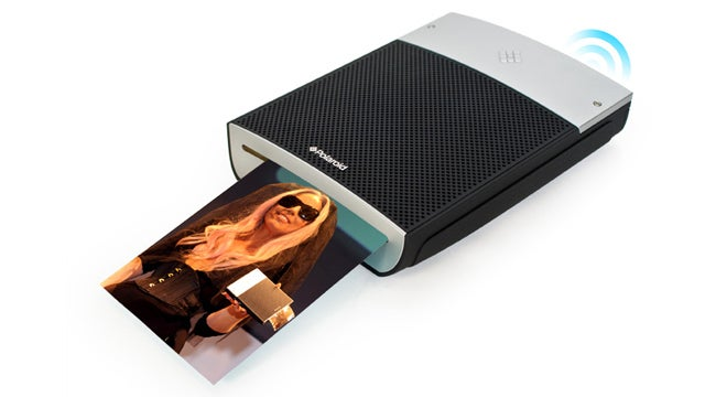 Polaroid Unveils 2008 Lineup: Media Storage, TV and Digital Imaging
