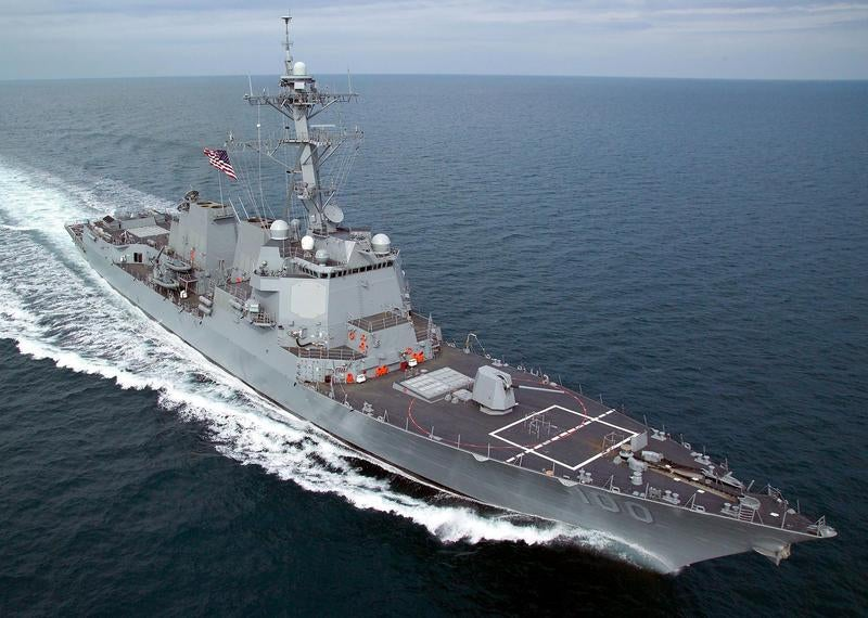 This Is How The US Navy Is Searching For Malaysia Airlines Flight 370