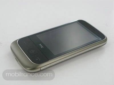 HTC Touch.B Surfaces, Dismisses Rome Codename