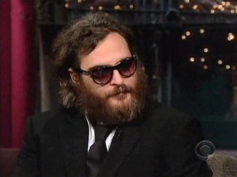 All That Bullshit with Joaquin Phoenix Was Fake, After All